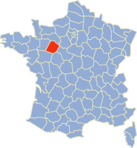 Carte France Département 72.png