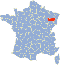 Carte France Département 88.png