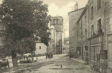 St-Bonnet-le-Courreau