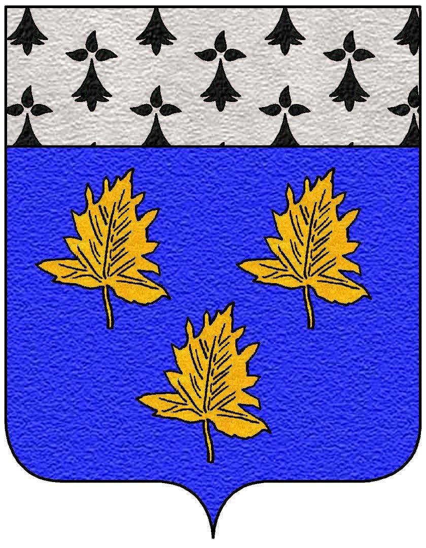 AIGREFEUILLE-sur-Maine * AEGERFOEYLH * KELENNEG-ar-Mewan Blason_Aigrefeuille-sur-Maine-44002