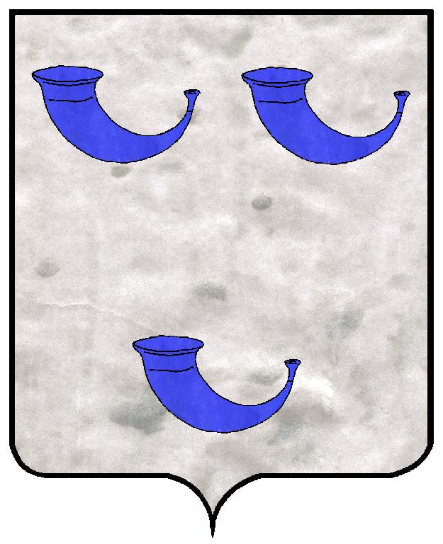 Blason de Correns