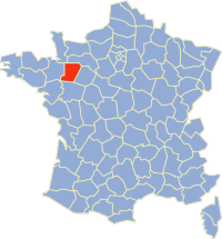 Liste des communes de la Mayenne — Geneawiki