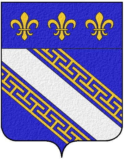 Duel Champ-Ardennais : Ludmar versus Lucius 10387_-_Blason_-_Troyes