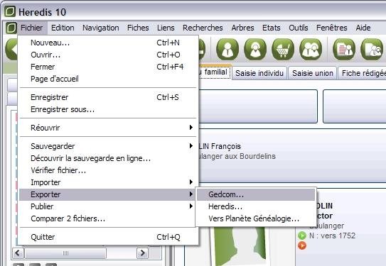 creer blog genealogie