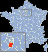 Liste des communes de l'Essonne — Geneawiki