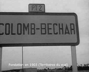Fichier:Colomb Béchar signalisation.jpg