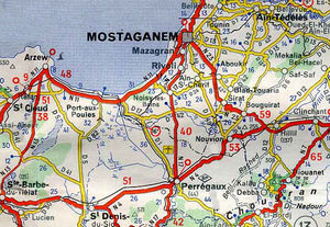 Carte Michelin Mostaganem.jpg