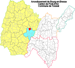 01422 - Carte administrative - Tossiat.png