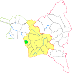 93 - Carte administrative - Canton - Pantin-Ouest.png