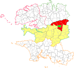 29 - Carte administrative - Canton - Huelgoat.png