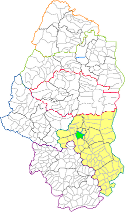 68 - Carte administrative - Canton - Mulhouse-Ouest.png
