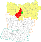 53 - Carte administrative - Canton - Mayenne-Ouest.png