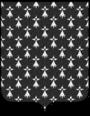 Partie 1 heraldique 90px-Blason_-_Contre-hermine