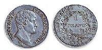 Les changements de monnaies de Charlemagne à nos jours 200px-Monnaie_franc_bonaparte