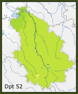 Liste des communes de la haute marne geneawiki for Haute marne carte