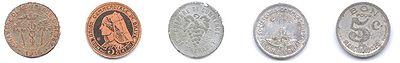 Les changements de monnaies de Charlemagne à nos jours 400px-Monnaie_1914