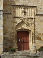 24164 - Excideuil - Eglise 4.JPG
