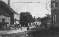 52239 - Carte postale - Heuilley-Cotton - 002 - Une rue.jpg