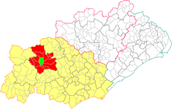 34 - Carte administrative - Canton - Olargues.png