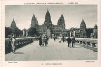 75056 - Paris-Expo coloniale 1931 Temple d'Angkor.jpg