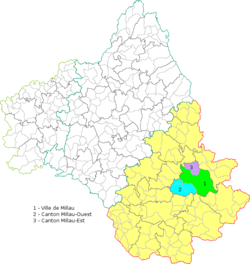 12 - Carte administrative - Canton - Millau-Ouest.png