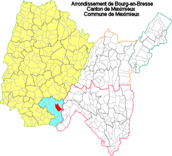 01244 - Carte administrative - Meximieux.png