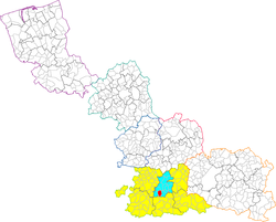 59138 - Cattenières carte administrative.png