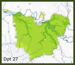 Liste Des Communes De LEure Geneawiki