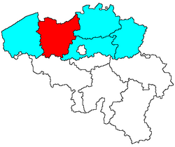 region flandre orientale ninove.