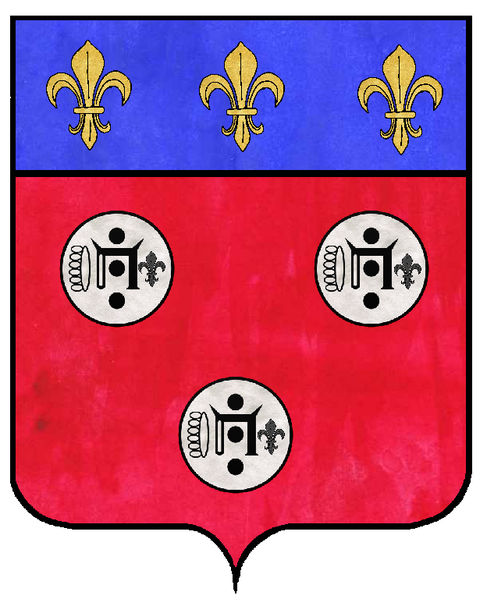 Fichier:Blason Chartres-28085.png