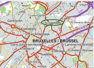 Belgique Schaerbeek Schaarbeek Geneawiki