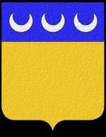 Blason Montélier