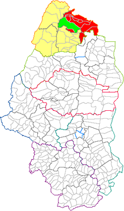 68 - Carte administrative - Canton - Ribeauvillé.png