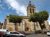 24164 - Excideuil - Eglise 5.JPG