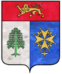 Blason Le Chefresne-50128.png