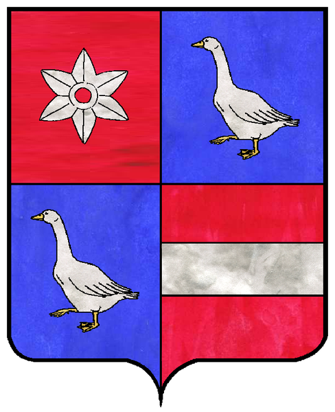 Martres-Tolosae - Blason