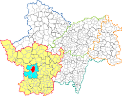 71342 - Paray-le-Monial carte administrative.png