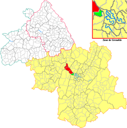 38 - Carte administrative - Canton - Fontaine-Sassenage.png