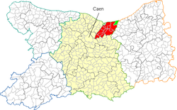 14 - Carte administrative - Canton - Cabourg.png