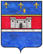 Blason deCharly