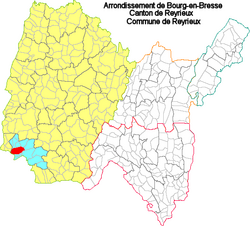 01322 - Carte administrative - Reyrieux.png