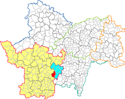 71025 - Beaubery carte administrative.png