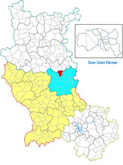 250px 42175   Pouilly lès Feurs carte administrative png