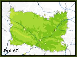 Liste des communes de l 39 oise geneawiki for Liste communes oise