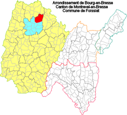 01163 - Carte administrative - Foissiat.png