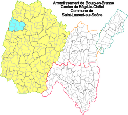 01370 - Carte administrative - Saint-Laurent-sur-Saône.png