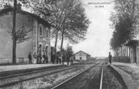 52239 - Carte postale - Heuilley-Cotton - 001 - La gare.jpg