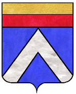 Blason deCogny