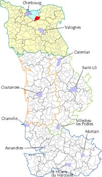 50305 - Le Mesnil-au-Val — Geneawiki