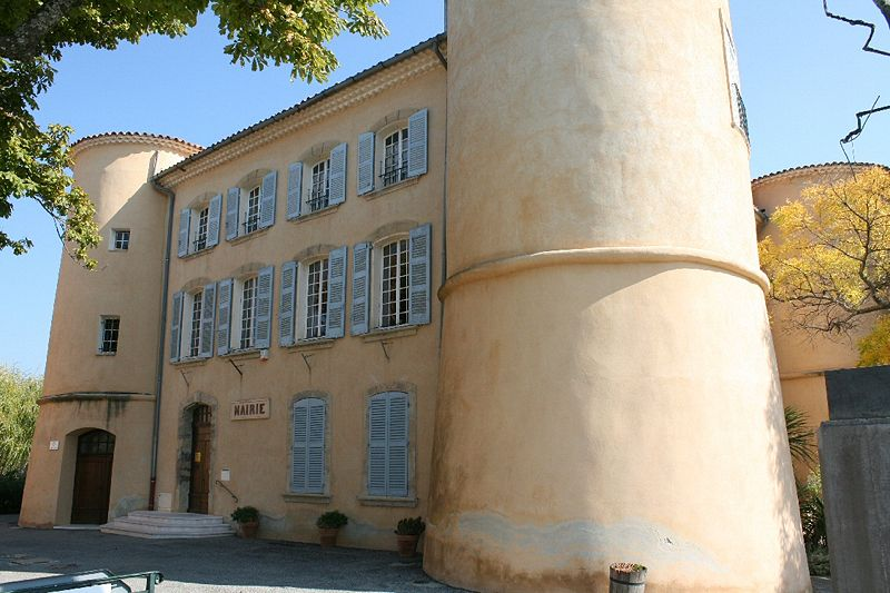 Image:83139 - Tourtour Mairie.jpg